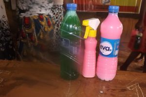 Liquid Soap and Air freshener from Durumi 3 Abuja skills acquisition.
